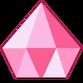 Pink Diamond Gemstone by RylerGamerDBS