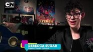 Fearless Self-Expression with Rebecca Sugar Week 3 Love Collection Cartoon Network