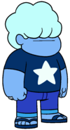 Sapphire Steven (Modelsheet) by RylerGamerDBS