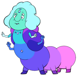 Fluorite MS 1 By TheOffColors