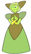 Jade Lime (Right Eye) by RylerGamerDBS