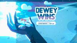 Dewey Wins Tittle Card HD