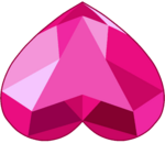 Spinel Gemstone by RylerGamerDBS