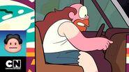 Greg preocupado Steven Universe Cartoon Network