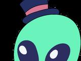 Alien de Peridot