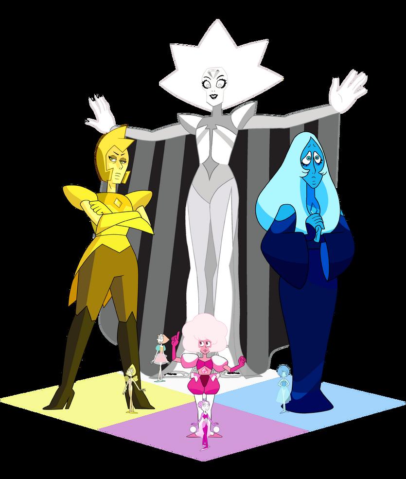 Diamonds And Pearls by RylerGamerDBS