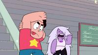 Steven vs. Amethyst HD1