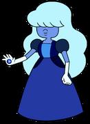 New sapphire
