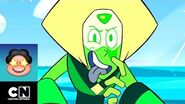 Atrapando a Peridot Steven Universe Cartoon Network