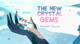 The New Crystal Gems Card HD...