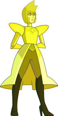 Yellow Diamond (YD Control Room)