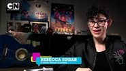 Fearless Self-Expression with Rebecca Sugar Week 2 Pure Study Cartoon Network