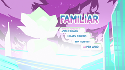 Familiar Tittlecard HD