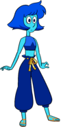 Lapis Lazuli 2 by RylerGamerDBS