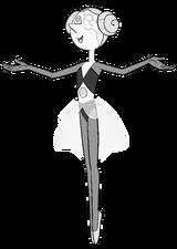White Pearl (Modelsheet) by RylerGamerDBS