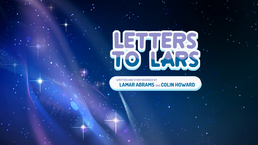 Letters to Lars Title Card