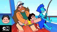 Solos en el Mar Aventuras en Ciudad Playa Steven Universe Cartoon Network