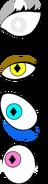 Diamond's Eyes