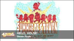 Steven Universe - Hello, House!