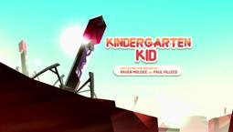 Kindergarten Kid CardHD
