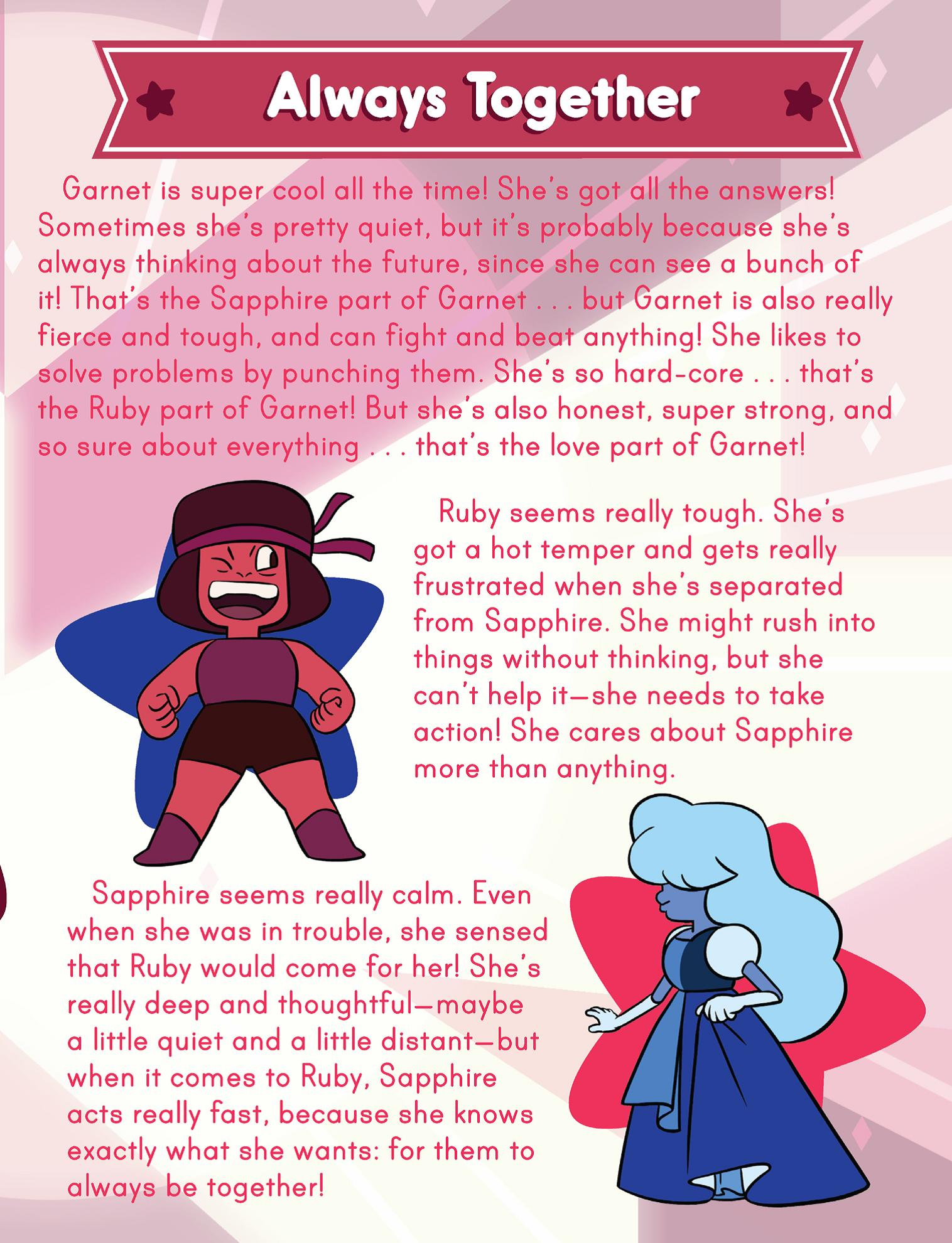 Rubí | Steven Universe Wiki | FANDOM powered by Wikia