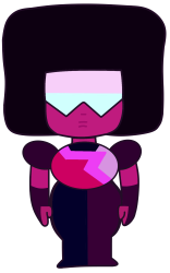 What Are Gems Chibi Garnet (1)