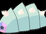 Camarones de cristal