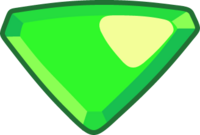 PeridotGemstone (Facet)