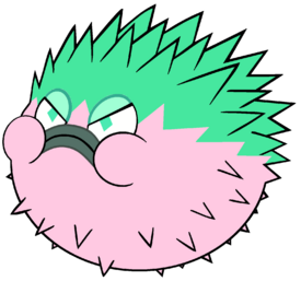Puffer Fish PNG