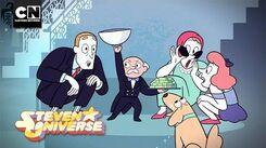 """Steven Universe """"Lil Butler"""" Cartoon Network"""
