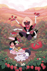 Steven Universe Issue 20 Cover A