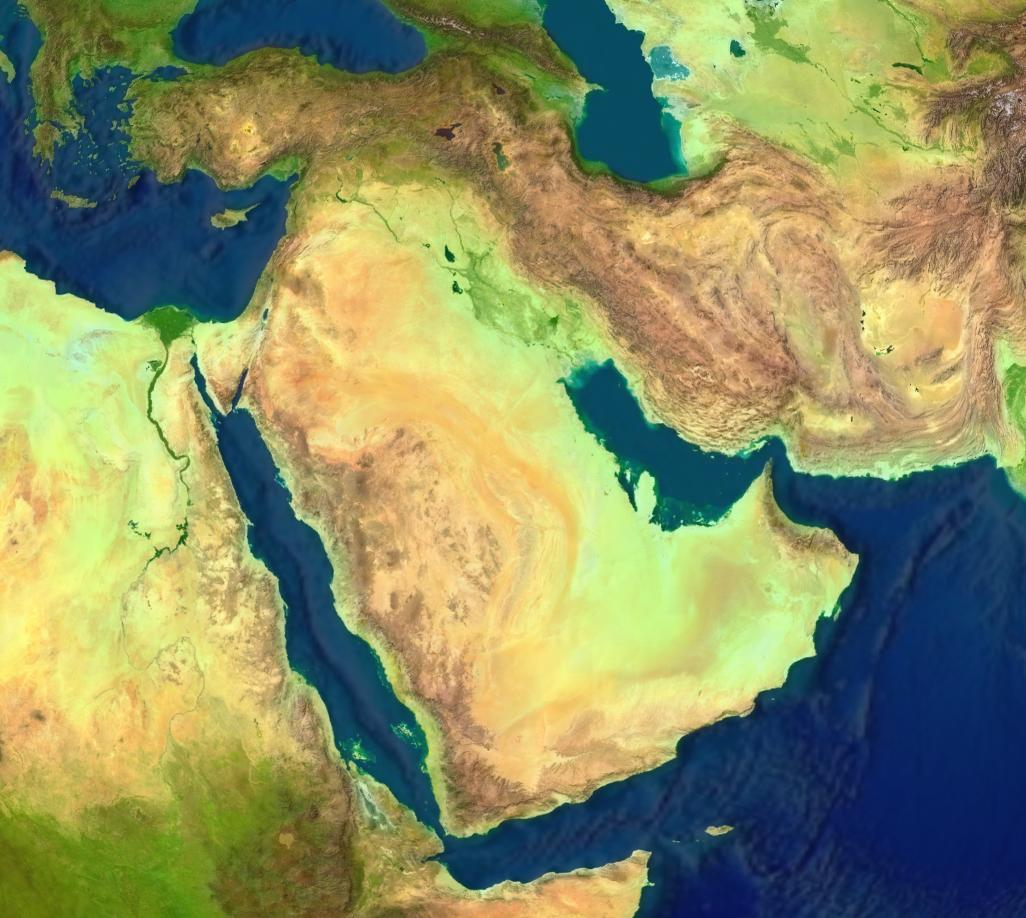 Economy of the Middle East - Wikipedia