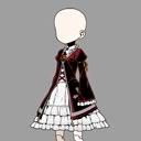 루비 드레스