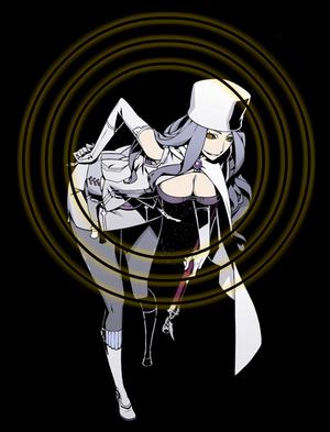 하얀 눈동자 Ex