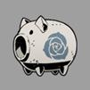 아바타 돼지 모양 모기향