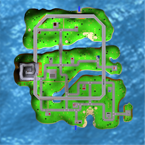 Image - Lego island 2 map.png | UnMarioWiki | FANDOM powered by Wikia