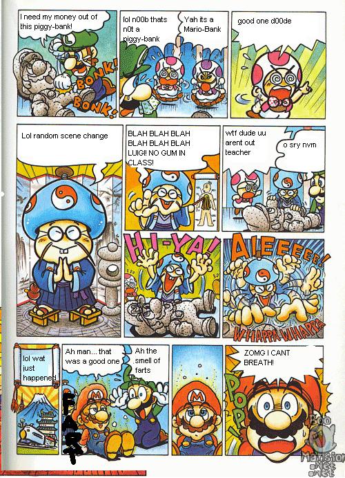 SUPER MARIO ADVENTURES 3