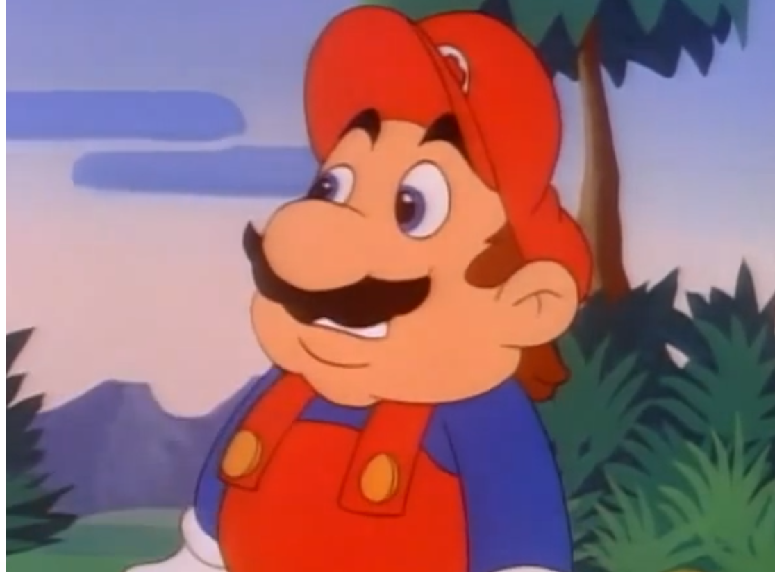 dic cartoon mario