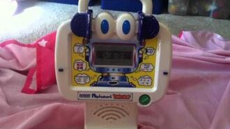 Vtech Alphabert the Ready to Read Robot Laptop