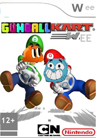 Gumball Kart Wee Unmariowiki Fandom Powered By Wikia