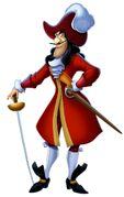 Captain Hook pose