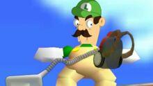 Luigi Death Stare Meme 2