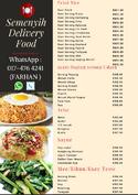 Semenyih Delivery Food