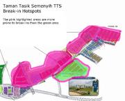 TTS Break-ins hotspot