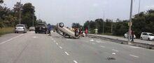 UNMC Jalan Broga Car Accident Death PHD 2014