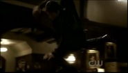 And throws Damon