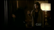 Bonnie throw Damon, 1