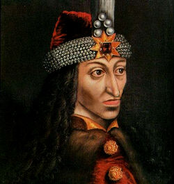 Vlad Tepes without moustache