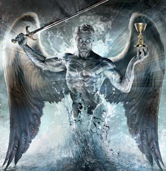 Angels   Unnatural World Wiki   FANDOM powered by Wikia