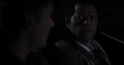 Castiel in 'First Blood'